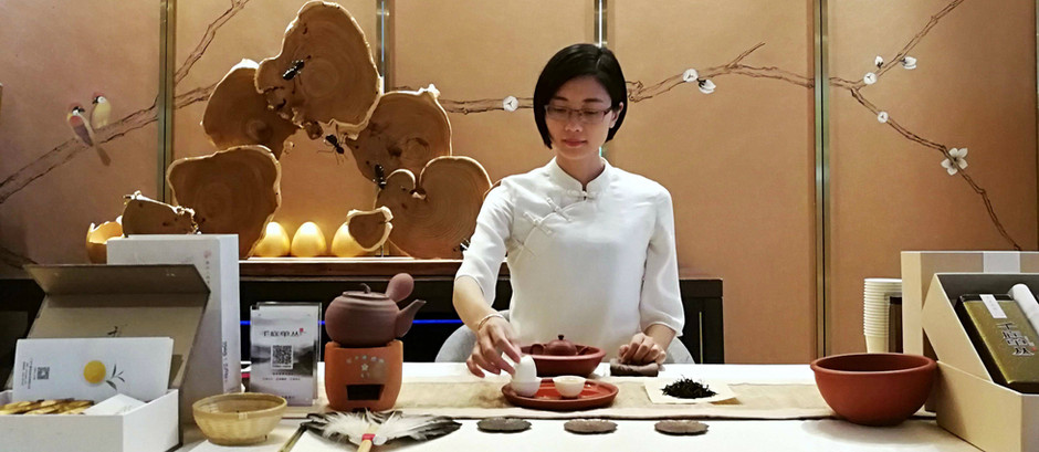 21 steps Chaoshan Gong-fu Tea Ceremony