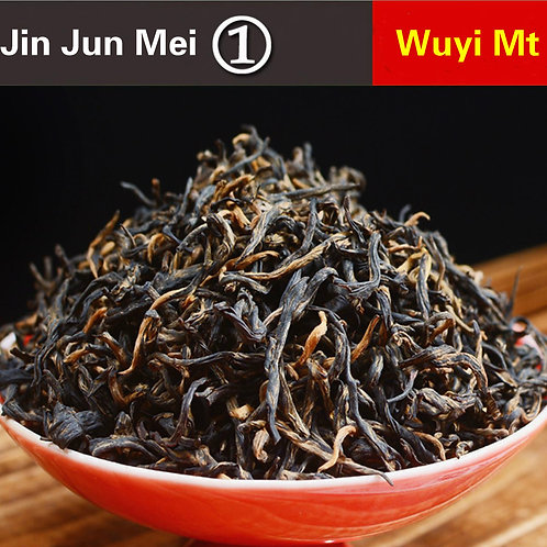 Jin Jun Mei Black Tea, Tea farmer/Tea Maker Direct Wholesale