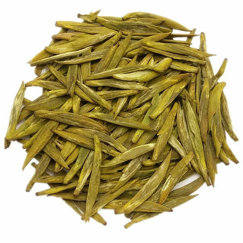 Meng Ding Huang Ya Tea / Meng Ding Mountain Yellow Buds Tea,
