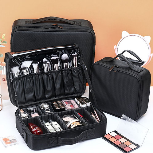 Professional Cosmetic Makeup Bag