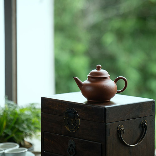 Classic Shapes and Patterns Of Yixing Handmade Purple Clay Teapot