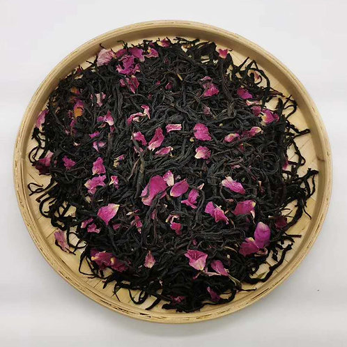 Rose Scented Black  Tea