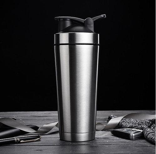 Stainless Steel Protein Shaker Bottle
