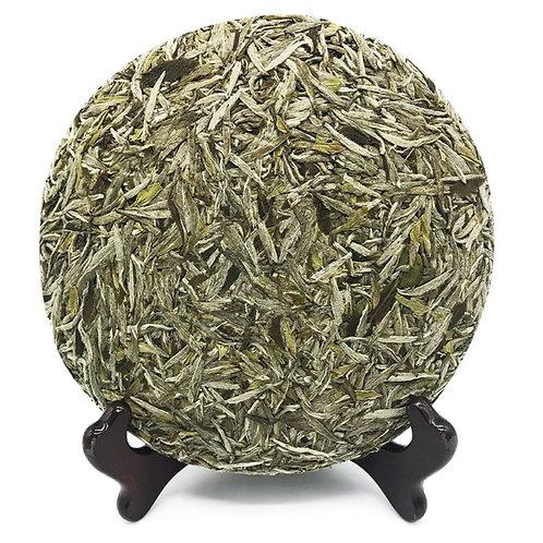 Silver Needle White Tea Cake, Fu Ding Bai Hao Yin Zhen Tea Wholesale