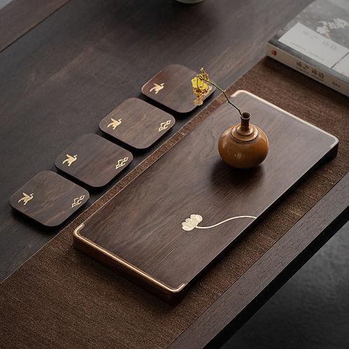 Vintage Wood Tea Tray/Tea Board, Chinese Tea Set Wholesale