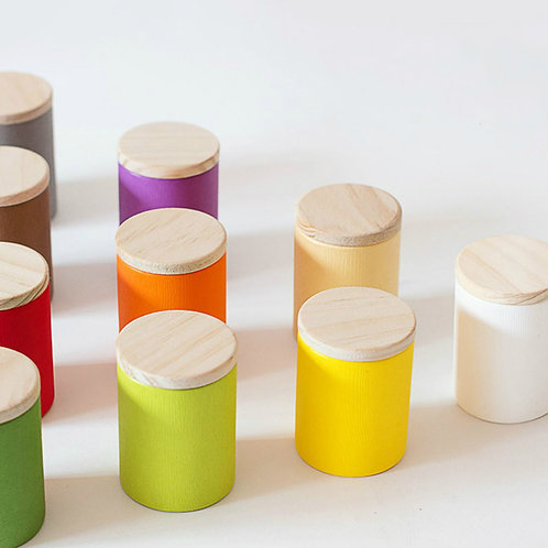 High-class Paper Tea Canister, Tea-Shop Package Material Wholesale