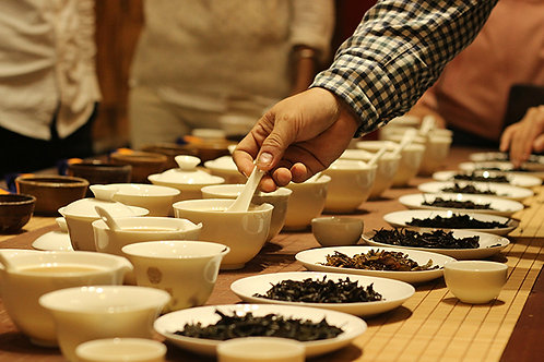 Tea Class 5: 4 Types of  Lapsang Souchong Tea, Samples for Studying Chinese Tea