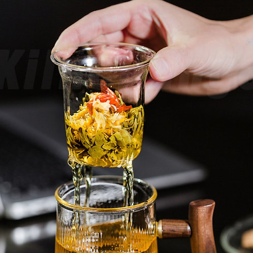Glass  Cup For Brewing Tea, Chinese Tea Set Wholesale