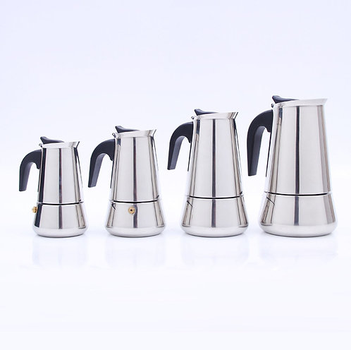 Stainless Steel Moka Kettle