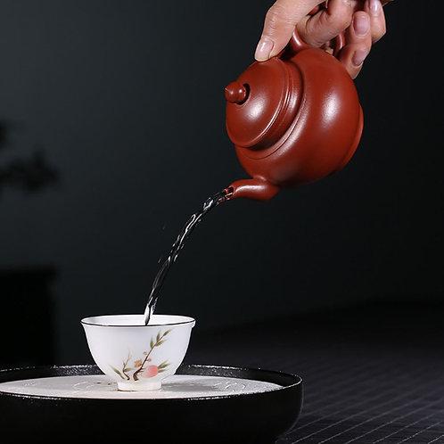 Xiao Yin/ Han Mei Teapot, Purple Clay Tea Set Wholesale from Artisan Workshop