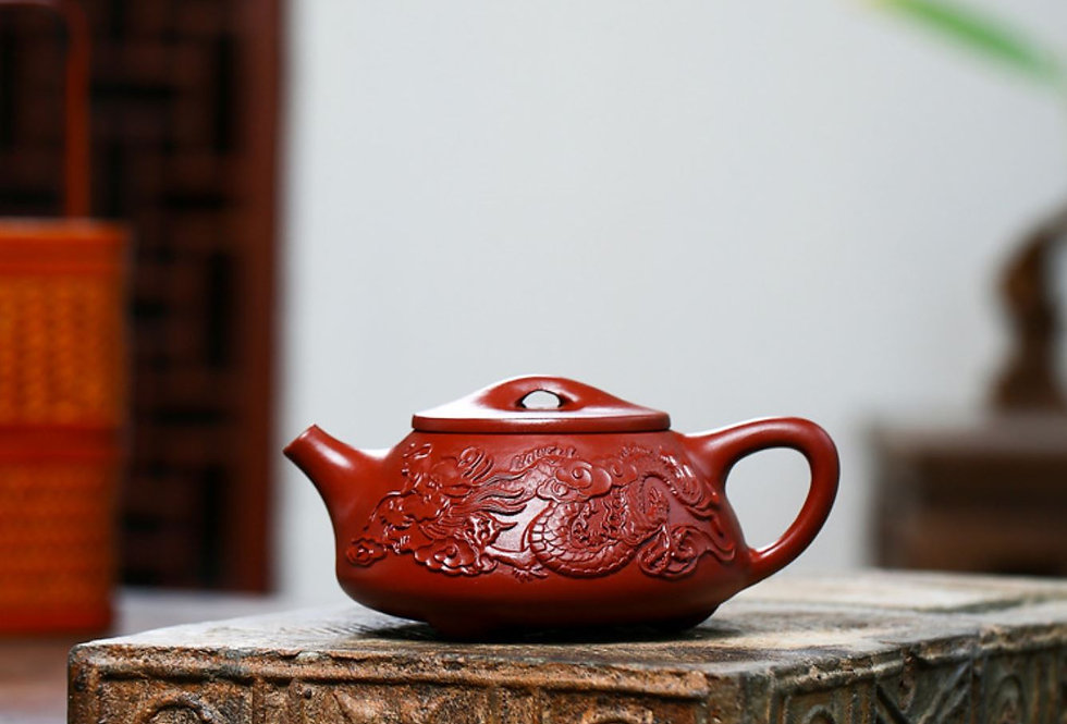 Yixing Purple Clay Teapot/Zisha Teapot