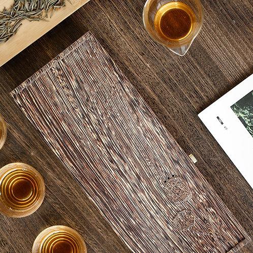High-class and Handmade Vintage Wood Tea Tray, Chinese Tea Set Wholesale