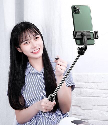 Selfie Stick Tripod, All in 1 Portable Extendable Selfie Stick