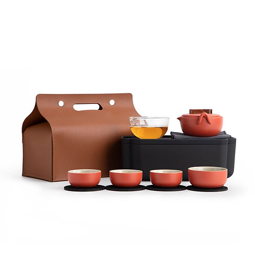 Fast-Guest Cup Suite, Chinese Traditional Porcelain Tea Set Wholesale
