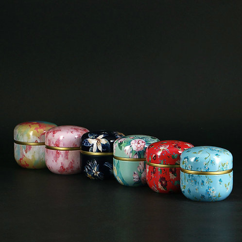 High-class Mini Tea Canister, Tea-Shop Package Material Wholesale