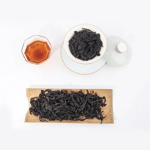 Meet Chinese Tea: Wuyi Aijiao Oolong Tea