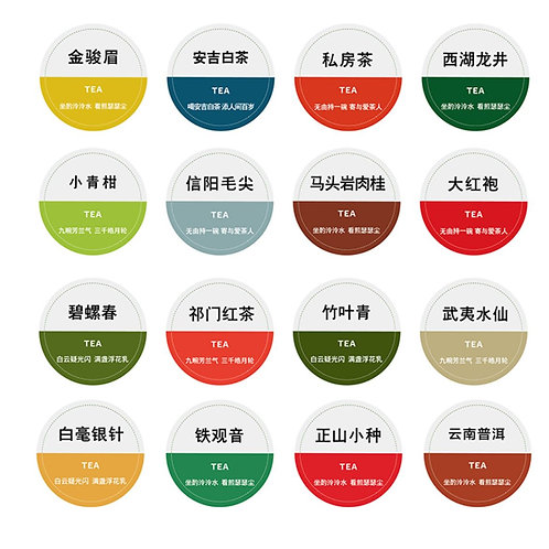 Customized Printing Service for self-adhesive labels