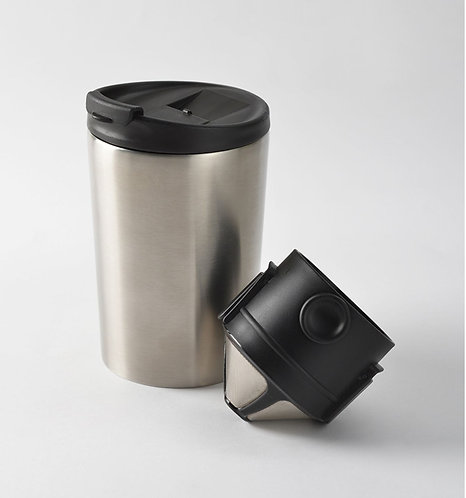 Stainless Steel Mug With Filter