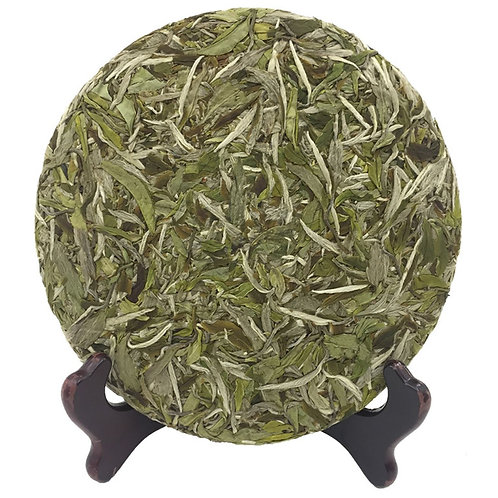White Peony Tea Cake, Bai Mu Dan Tea, Fu Ding White Tea Wholesale