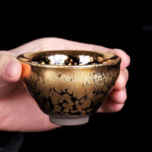 Tea-master Cup/Jian Zhan Cup, Premium Porcelain Handmade Tea Set