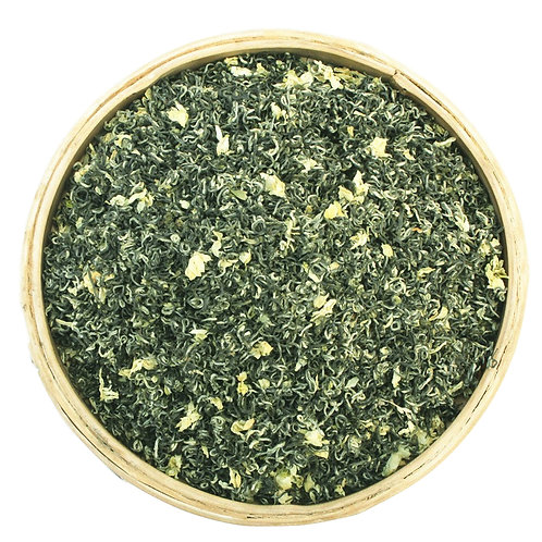 Yun Wu Piao Xue Tea/Bi Tan Piao Xue Tea, Jasmine Scented Green Tea