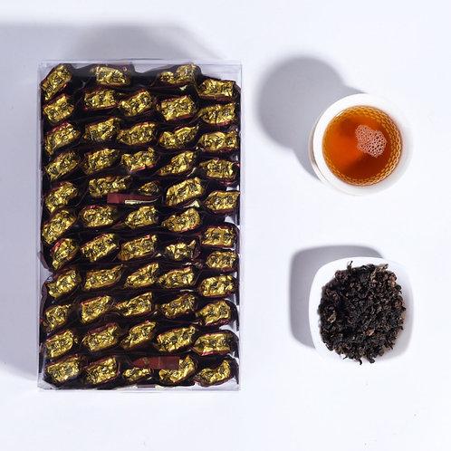 Meet Chinese Tea: Anxi Tie Kwan-yin Oolong Tea