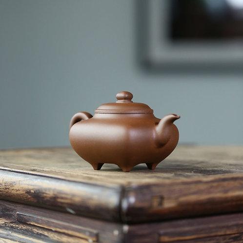 Vintage Purple Clay GongFu Teapot, Yixing Zisha Teapot Wholesale