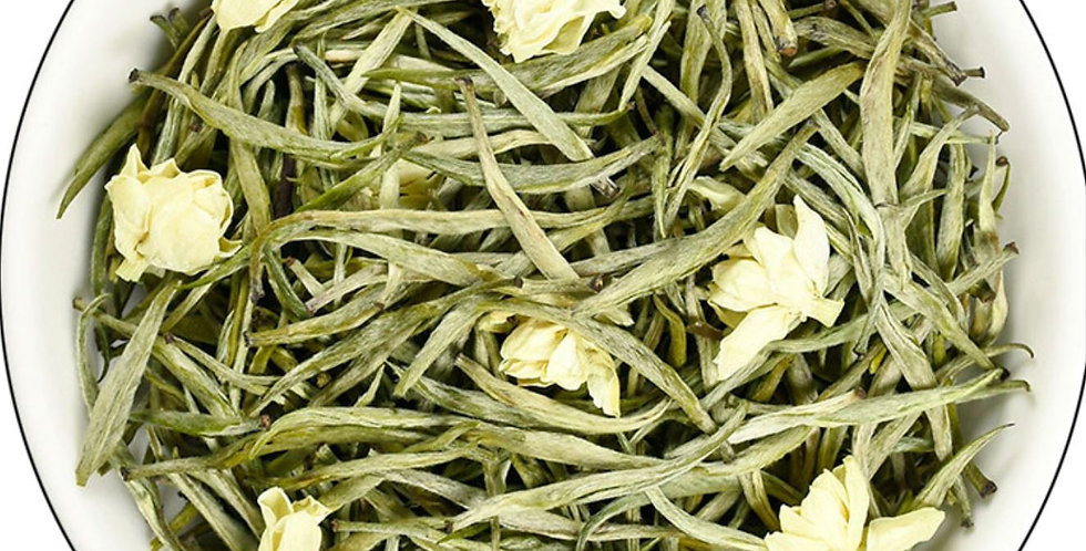 Jasmine Silver Needle Tea, Special Selection of Jasmine Scented Tea