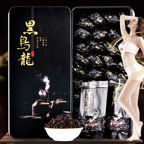 Oil-Cut Black Oolong Tea Wholesale , Tea for Weight-reducing