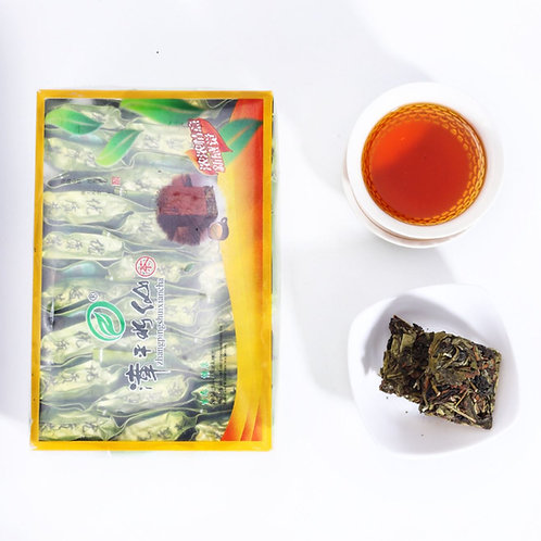 Meet Chinese Tea: Zhang Ping Shui Xian Oolong Tea