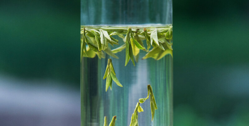 Shi Feng Long Jing Tea/XiHu Long Jing Tea, High-end Handmade Green Tea