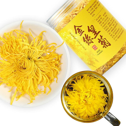 Meet Chinese Tea: Gold emperor chrysanthemum Tea