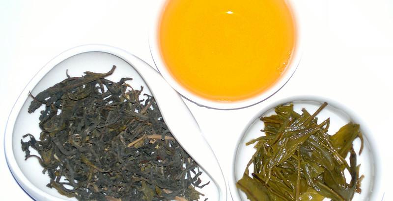 Guangdong Dayeqing, A Chinese Yellow Tea