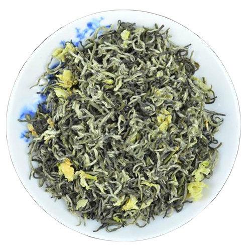 Gan Lu Piao Xue Tea/Bi Tan Piao Xue Tea, Jasmine Scented Green Tea