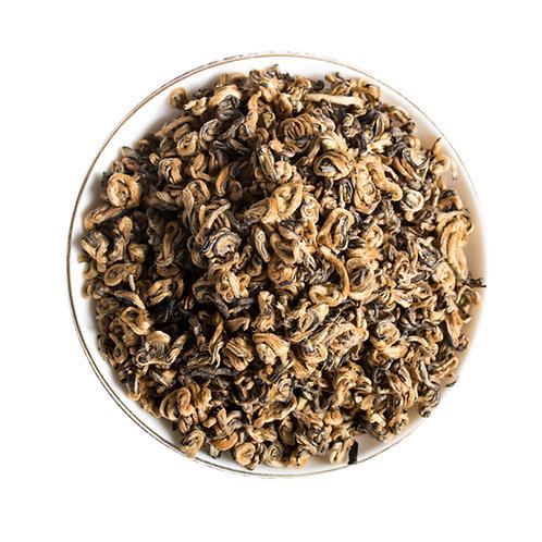 Hong Luo & Jin Luo Tea/Gold Snail Tea, Yunnan Black Tea Wholesale