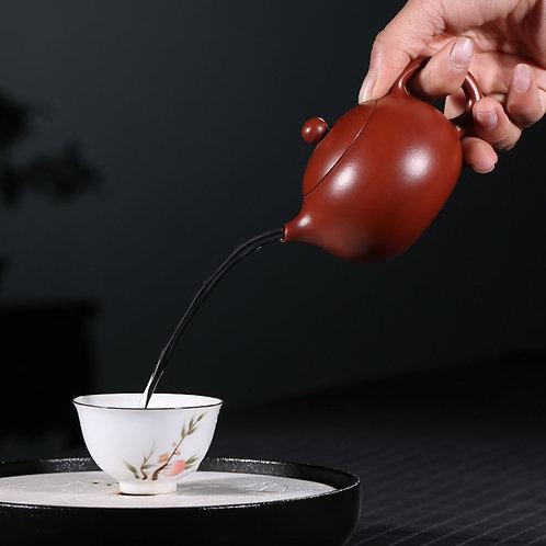 Xi Shi Teapot, Yixing Purple Clay Tea Set Wholesale from Artisan Worksho