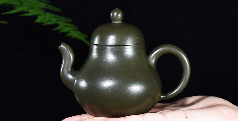 Meng Chen Teapot Collection-Si Ting Pot, Chaozhou Gongfu Tea Ceremony Tea Set