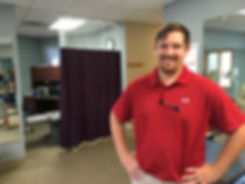 Steve Washburn is the physical therapist assistant at Advanced Center For Pain And Rehab.