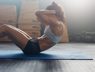 Don't let exercising become a burden on your spine