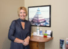 Marci Aherin is a licensed physical therapist who has served the Springfield, Illinois, community for 30 years.