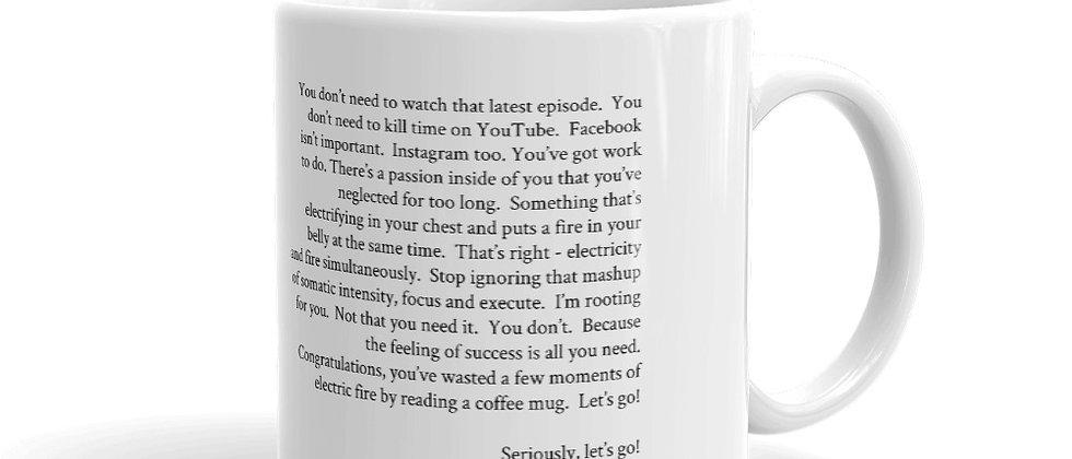 Highly Focused Mug