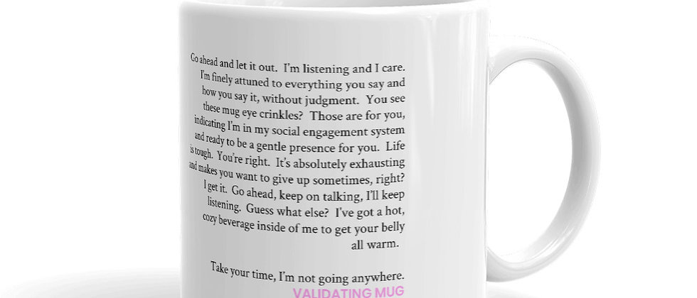 Validating Mug