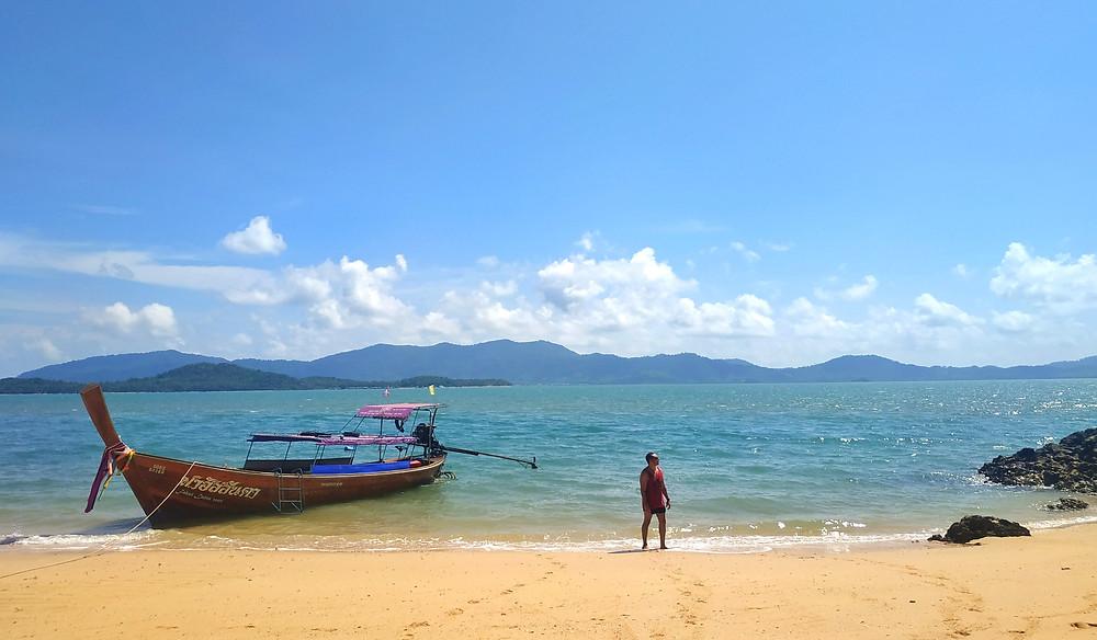 Koh Lanta, long beach, thailand.