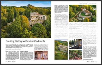 Advertorial for Discover France and Spain
