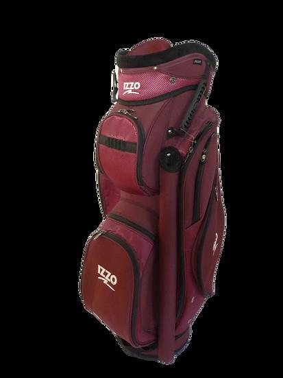 IZZO GOLF Pilot cart bag