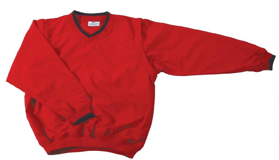 U.S. Kids Golf Windshirt/Windvest Combo