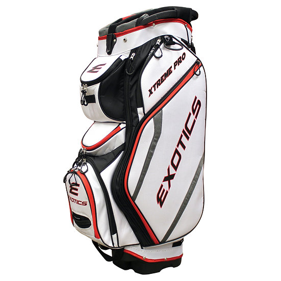 Tour Edge Exotics XTREME PRO Deluxe cart bag