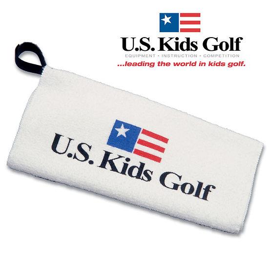 US Kids Golf towel