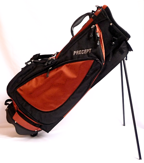 Precept Hideaway stand bag
