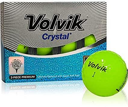 Volvik Crystal green